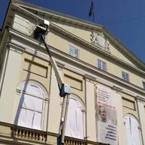 Реставрация архитектурных памятников